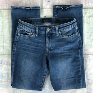 Lucky Brand Candiani Sweet N Straight 4/27 Ankle